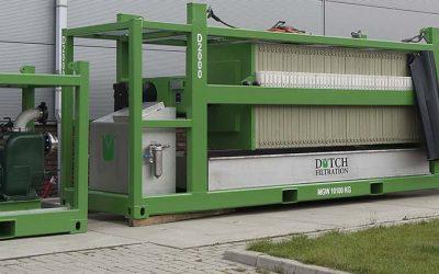 Rental Filtration Equipment for peak production or short term jobs