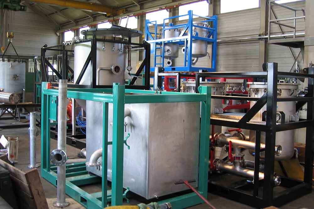 References Dutch Filtration projects and units