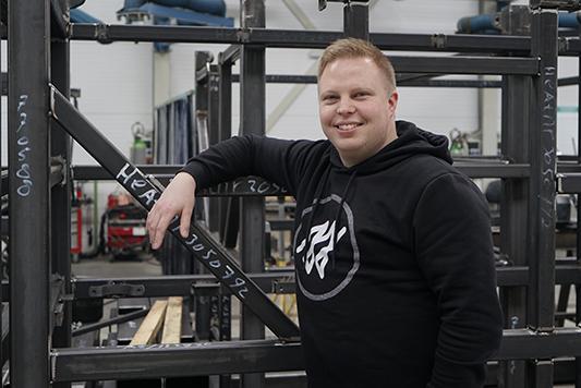 We willen ons nieuwe collega Lennart Visser aan u voorstellen