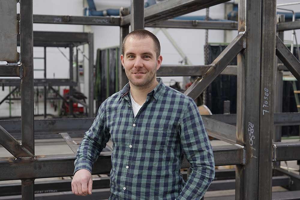 Wij verwelkomen Sjoerd Pilkes bij het team van Dutch Filtration !