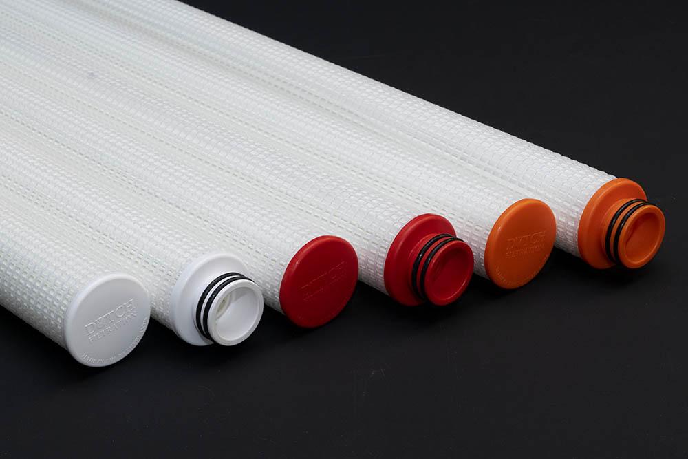 DutchFlow filter cartridge pleated absolute