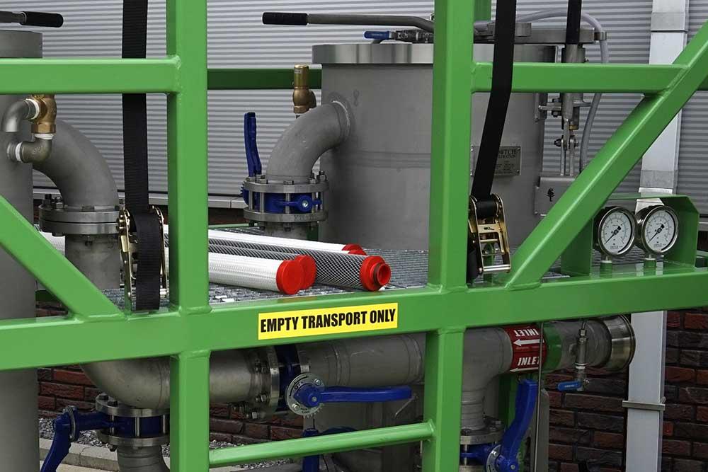 Vervang uw filterelementen door een product van hoge kwaliteit en verlaag uw OPEX