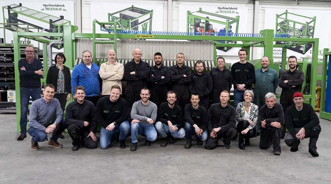 Dutch Filtration members