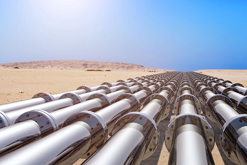 pipeline flushing