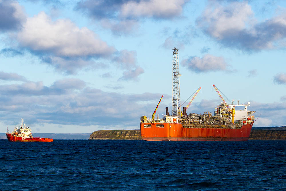 produced water fpso