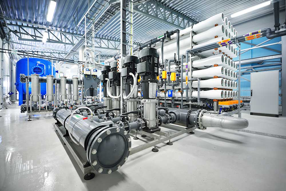 water pretreatment  for RO