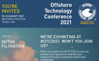 Join us at OTC 2021